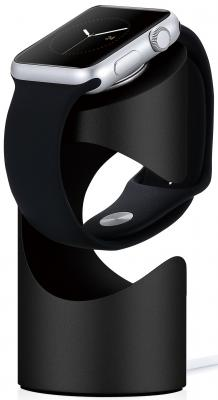 Фото Подставка Just Mobile TimeStand 38mm черный ST-180BK автодержатель just mobile lounge