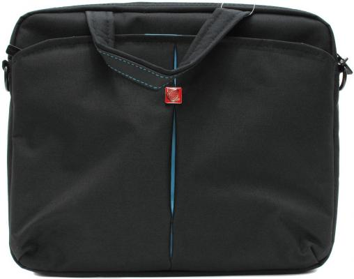 Сумка для ноутбука 10 Continent CC010 синтетика черный