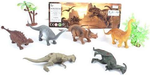 Набор фигурок Shantou Gepai Долина динозавров 6940519425113