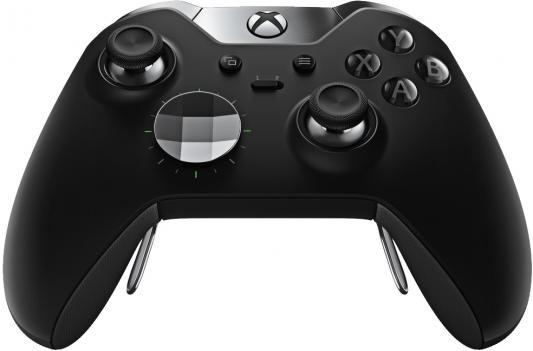 Геймпад Microsoft Xbox One Elite HM3-00005 черный беспроводной