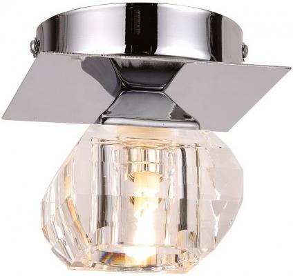 Потолочный светильник Globo Cubus 5692-1 подвесной светильник коллекция cubus 5692 1h хром globo глобо