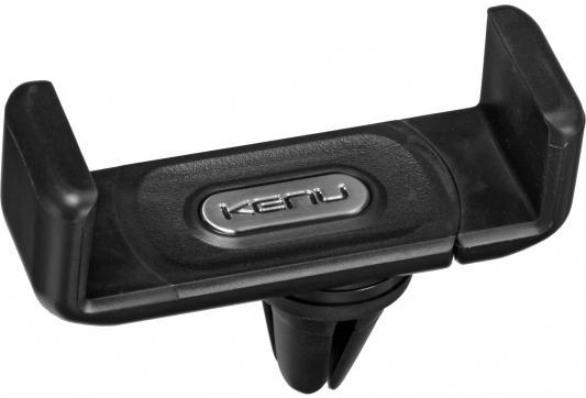 Фото - Автомобильный держатель Kenu Airframe до 6 пластик черный AF2-KK-NA kenu af3 kk na airframe portable car mount leather edition black автомобильный держатель для устройств диагональю до 6
