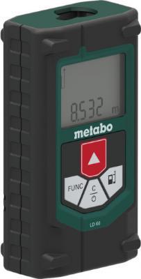 Лазерный дальномер Metabo LD60 606163000 лазерный дальномер stabila тип ld 520 set 18562