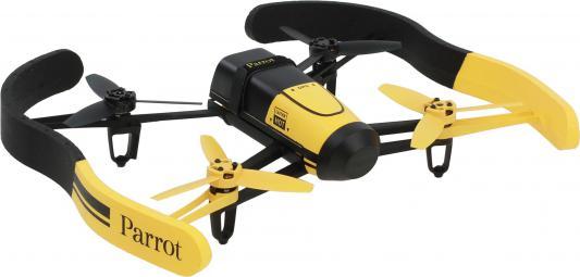 Квадрокоптер Parrot Bebop Drone желтый PF722008