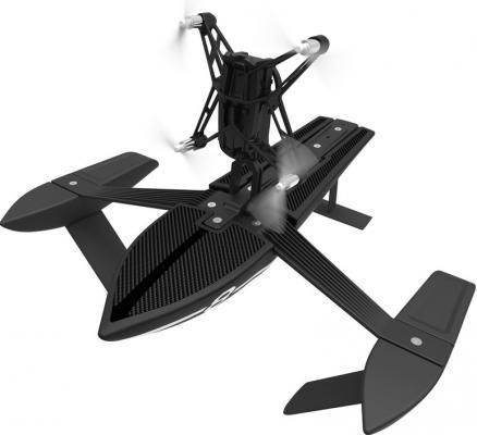 Квадрокоптер Parrot Minidrone Hydrofoil Orak + конструкция Hydrofoil в виде корабля черный PF723403