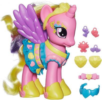 Игровой набор HASBRO My Little Pony: Пони-модницы 15 см  B0360