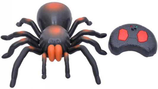 Интерактивная игрушка Shantou Gepai Паук от 5 лет чёрный 9986