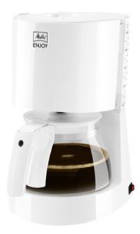 Кофеварка Melitta Enjoy II 21449 белый 101701 WH