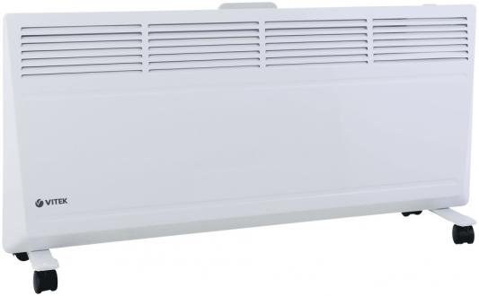 Конвектор Vitek VT-2174 W 2000 Вт термостат белый
