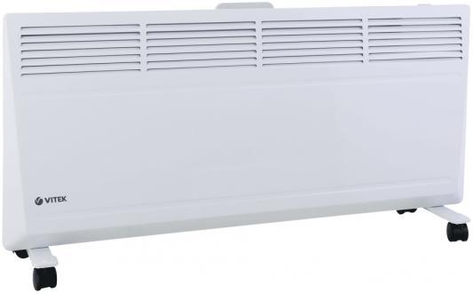 Конвектор Vitek VT-2174 W 2000 Вт термостат белый high quality 7 colors changing led ionizer ultrasonic aroma oil humidifier air diffuser purifier atomizer