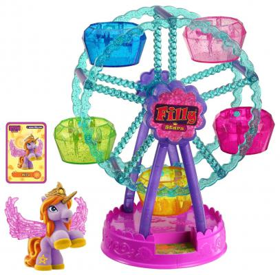 Игровой набор Filly Звезды Колесо обозрения 3 предмета 4390
