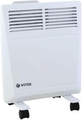 Конвектор Vitek VT-2171 W 1000 Вт термостат белый конвектор polaris pch 1071w 1000 вт серый