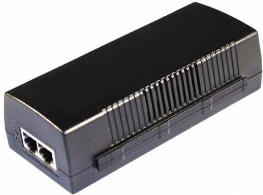 PoE-инжектор Osnovo Midspan-1/300G инжектор osnovo midspan 1 151a poe 1 порт максимальная выходная мощность 15 4 вт