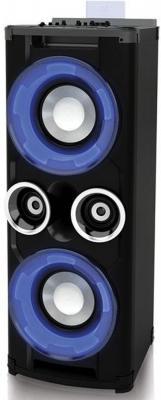 Портативная акустика BBK BTA8000 bluetooth черный