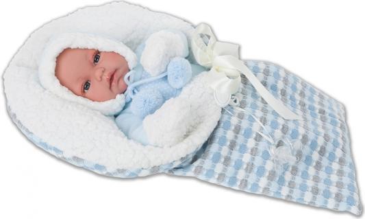 Кукла-младенец Munecas Antonio Juan Луиc 34 см со звуком