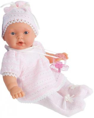 Кукла-младенец Munecas Antonio Juan Лана 27 см 1109Р