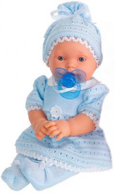Кукла-младенец Munecas Antonio Juan Лана 27 см плачущая