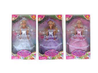 Кукла Defa Lucy «Невеста» 29 см в ассортименте 8065 кукла defa lucy 270 228984