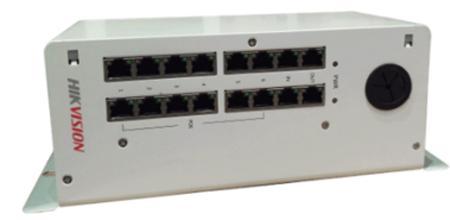 Коммутатор Hikvision DS-KAD612 16 портов 101 36 производственный и хозяйственный инвентарь что относится
