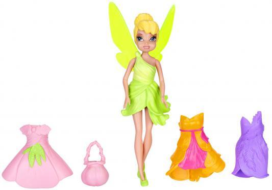 Кукла Jakks Disney Фея, 3 платья 11 см в ассортименте