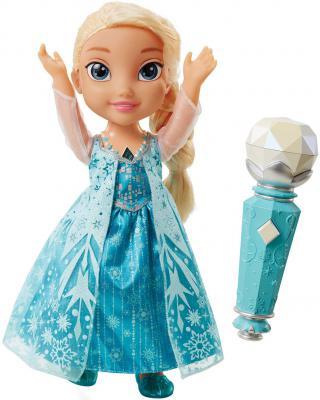 Кукла Jakks Disney Эльза Холодное Сердце 30 см поющая 310780