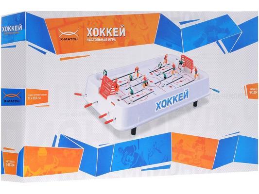Напольная игра спортивная X-Match Хоккей 941314 неисправное оборудование настольные игры x match настольная игра хоккей 941314