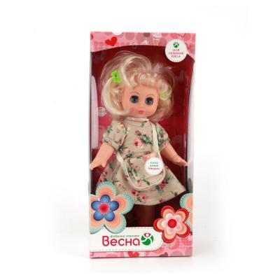 Кукла Весна Настя 17 30 см со звуком В2962/о