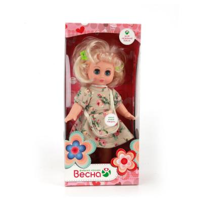 Кукла Весна Настя 17 30 см со звуком В2962/о кукла весна анна 20 42 см со звуком в3034 о 171979