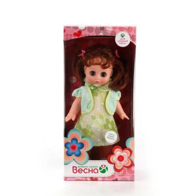 Кукла ВЕСНА Настя 8 30 см со звуком В2961/о кукла весна настя весна 8 озвученная