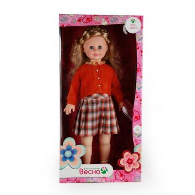 Кукла Весна Милана 21 70 см со звуком В2827/о весна кукла милана 5 со звуком 70 см весна