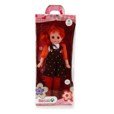 Кукла Весна Лиза 14 42 см со звуком В2142/о кукла весна лиза 1 озвученная в35 о