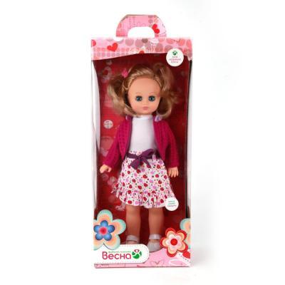Кукла Весна Лиза 11 42 см со звуком В2960/о кукла весна лиза 1 озвученная в35 о