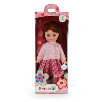 Кукла Весна Элла 1 35 см со звуком В2954/о весна элла 2 со звуком c12 о