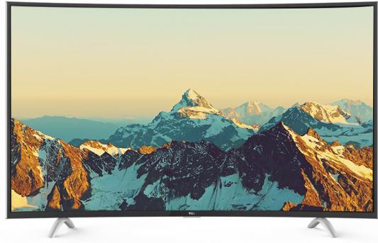 Телевизор TCL L48P1FS черный