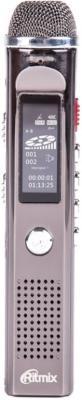 Цифровой диктофон Ritmix RR-150 8Гб 8gb cl r30 650hr цифровой диктофон диктофон с функцией u диска