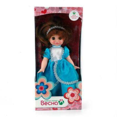 Кукла Весна Эля 11 30.5 см В2338