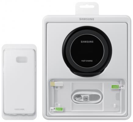 Беспроводное зарядное устройство Samsung + защитная пленка + чехол Galaxy Note7 ET-KN930ABEGRU