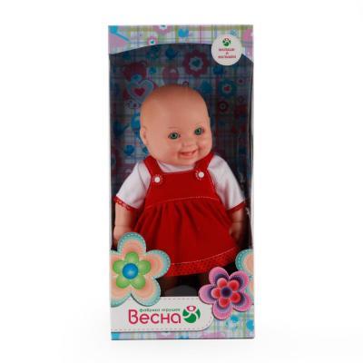 Кукла Весна Малышка 7 девочка 30 см В2189