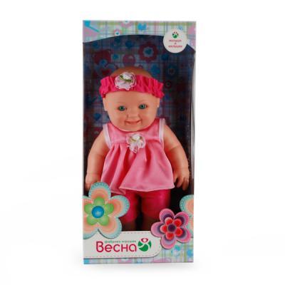 Кукла Весна Малышка 8 девочка 30 см В2190