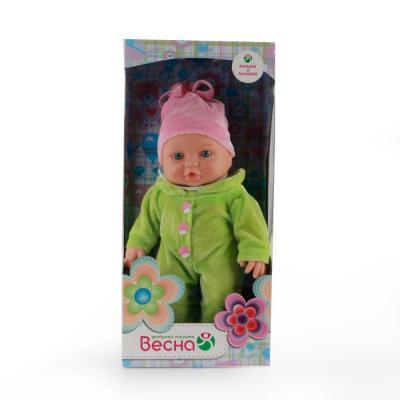 Кукла Весна Малышка 11 девочка 30 см В2193