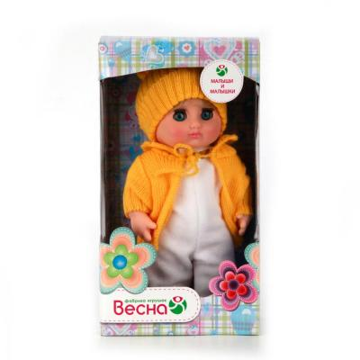 Кукла Весна Любочка 7 21 см В785