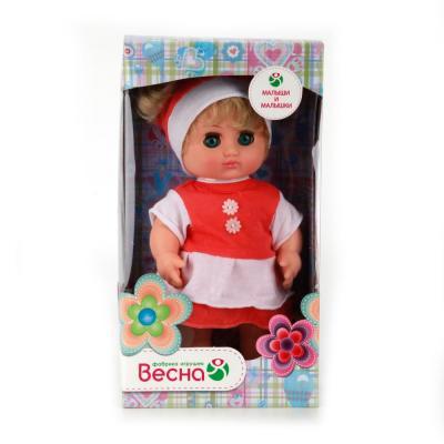 Кукла ВЕСНА Любочка 11 21 см В1900 анна александровна алексеева любочка