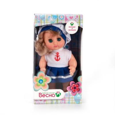 Кукла Весна Любочка 12 21 см В853