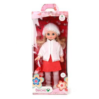 Кукла Весна Лиза 22 42 см со звуком В369/о кукла весна анна 20 42 см со звуком в3034 о 171979