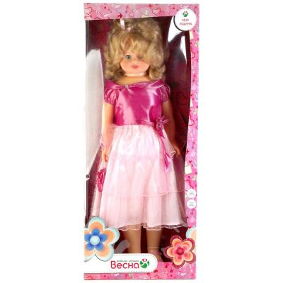 Кукла Весна Снежана 8 83 см со звуком В2023/о