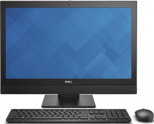 "Моноблок 23.8"" DELL Optiplex 7440 AIO 1920 x 1080 Intel Core i5-6500 4Gb 500Gb Intel HD Graphics 530 Windows 7 Professional + Windows 10 Professional черный 7440-0156"