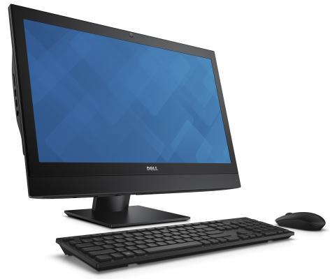 "Моноблок 23.8"" DELL Optiplex 7440 AIO 1920 x 1080 Intel Core i7-6700 8Gb 1Tb Intel HD Graphics 530 Windows 7 Professional + Windows 10 Professional черный 7440-0170"