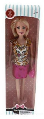 Кукла Shantou Gepai 2217-C 29 см с сумочкой 2217-C