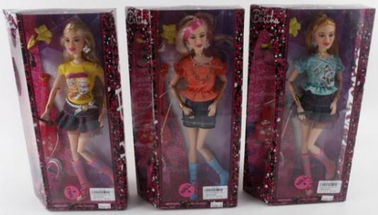Кукла Shantou Gepai Рок-звезда 29 см в ассортименте