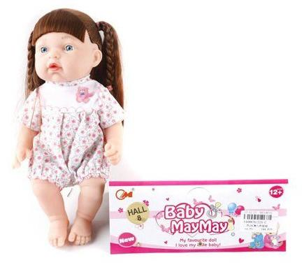 "Кукла Shantou Gepai ""МейМей"" 26 см со звуком"